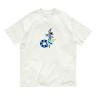 edamametoichi summer Organic Cotton T-shirts