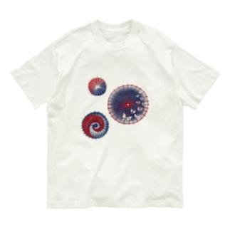 【日本レトロ#15】和傘 Organic Cotton T-shirts