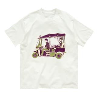 【タイの人々】トゥクトゥク Organic Cotton T-Shirt