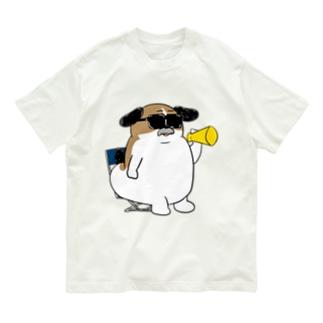 もじゃまる監督 Organic Cotton T-shirts