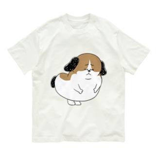 もじゃまる謝罪 Organic Cotton T-shirts