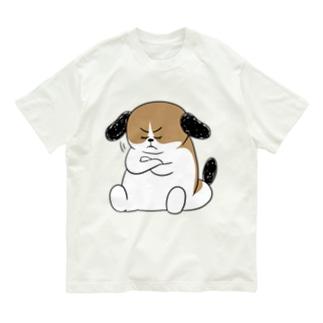 もじゃまる納得 Organic Cotton T-shirts