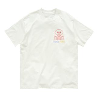 てんてん骸骨 Organic Cotton T-shirts