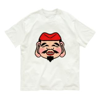 微笑む恵比寿様 Organic Cotton T-shirts