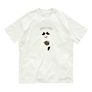SUIMINグッズのお店の【大】SHIJIMI Organic Cotton T-shirts