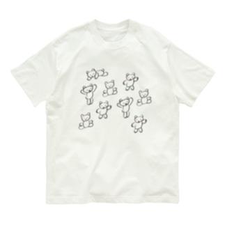 くまのくーちゃん Organic Cotton T-shirts