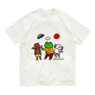 ダンシング Organic Cotton T-shirts