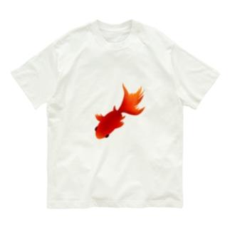 金魚 Organic Cotton T-shirts