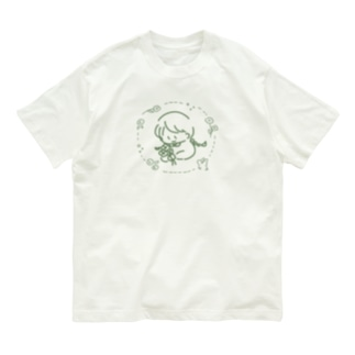おはなつみおじょう Organic Cotton T-shirts