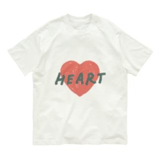 HEART Organic Cotton T-shirts