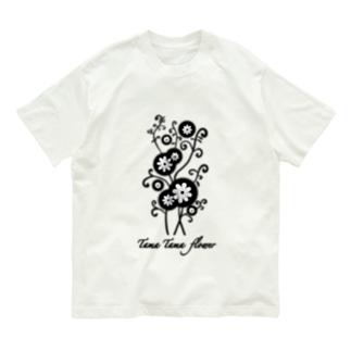 たまたまフラワー🌸 Organic Cotton T-shirts