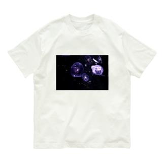 海月は宇宙 Organic Cotton T-Shirt