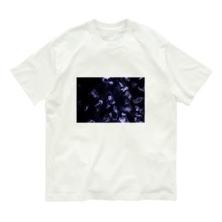 小さい海月も宇宙 Organic Cotton T-Shirt