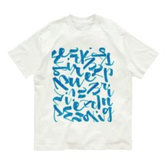 be you!ピュアスプリングタイプのあなたへ Organic Cotton T-shirts