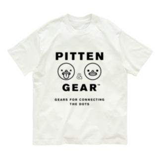 ピッテン公式ストアのW FACES #21626 Organic Cotton T-Shirt
