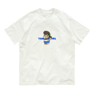 TANUKIGIRL Organic Cotton T-Shirt
