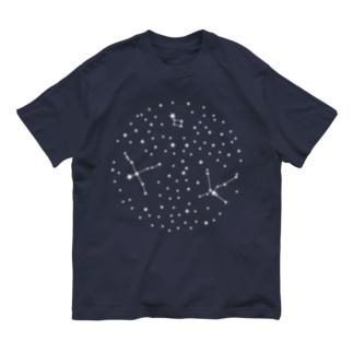 星空 Organic Cotton T-shirts