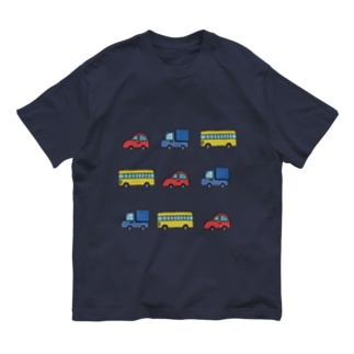 BABY IN CAR  Organic Cotton T-shirts