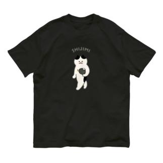 SUIMINグッズのお店の【中】SHIJIMI Organic Cotton T-shirts