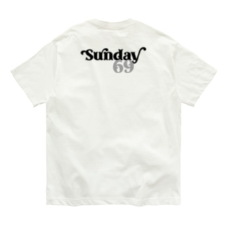 Sunday69-2 Organic Cotton T-shirts
