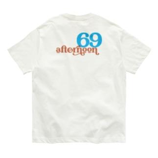 NicoRockChill 69afternoon alt Organic Cotton T-shirts
