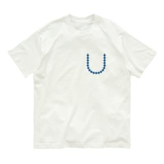 わーぷ Organic Cotton T-Shirt