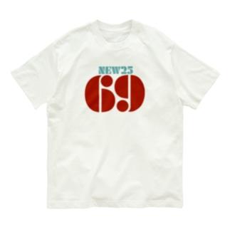 NEW2569 Organic Cotton T-shirts