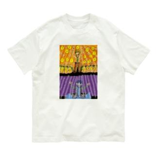 富裕層が富を独占 Part-1 Organic Cotton T-shirts