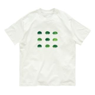 梅くらげの森 梅くらげ Organic Cotton T-shirts