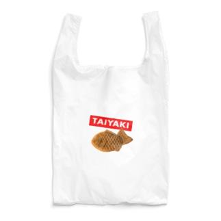 TAIYAKI~たい焼き~ Reusable Bag