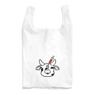 エキセントリッククアニマル うし Reusable Bag