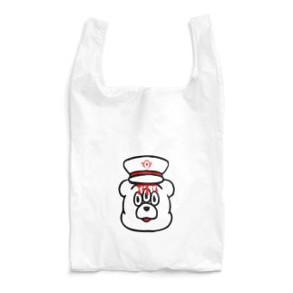 エキセントリッククアニマル くま Reusable Bag