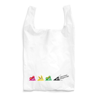 withスリスリくん Reusable Bag