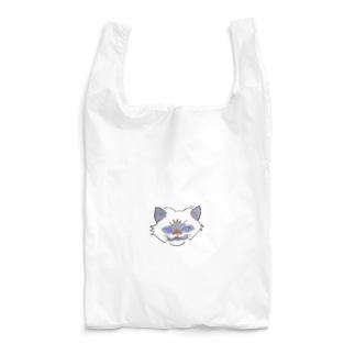 おすましねこ Reusable Bag