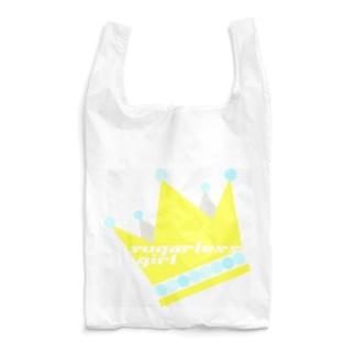 sugarless girl Reusable Bag