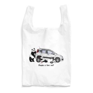 イタリアの車が好き3★ Reusable Bag