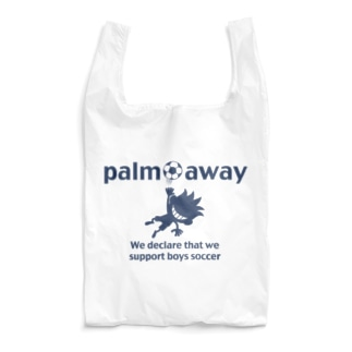 「ナイスセーブ!」ネイビー Reusable Bag