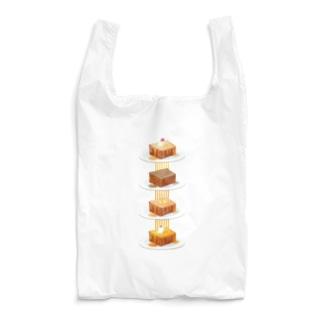 本日のハニートースト Reusable Bag