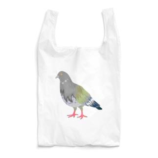 ハトをおそばに Reusable Bag