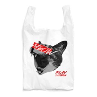 REAL MEOW R Reusable Bag