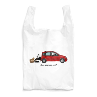 イタリアの車がすき2★ Reusable Bag