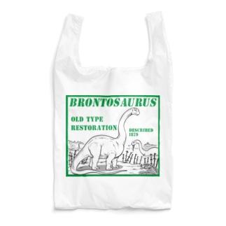 ブロントサウルス Reusable Bag