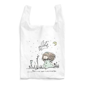 そらねこ Reusable Bag