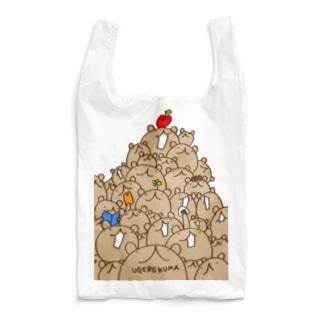 ウゲロくま山盛り Reusable Bag