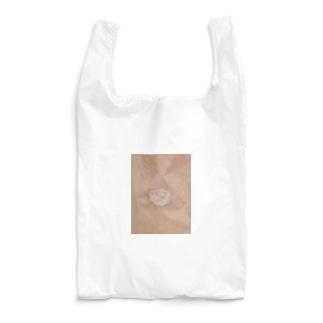 砂浜にクラゲ Reusable Bag