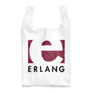 Erlang logo Reusable Bag