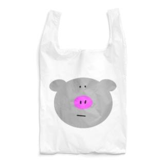 イベリコぶた。 Reusable Bag