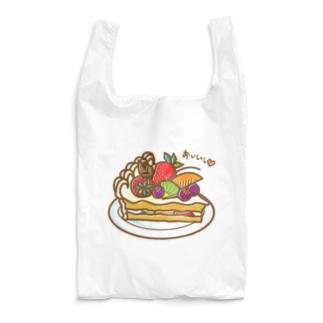 フルーツケーキ Reusable Bag