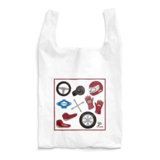 ドライバーズ・アイテム SQ Reusable Bag