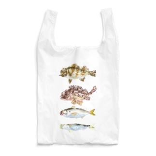 ギョギョギョ魚 Reusable Bag